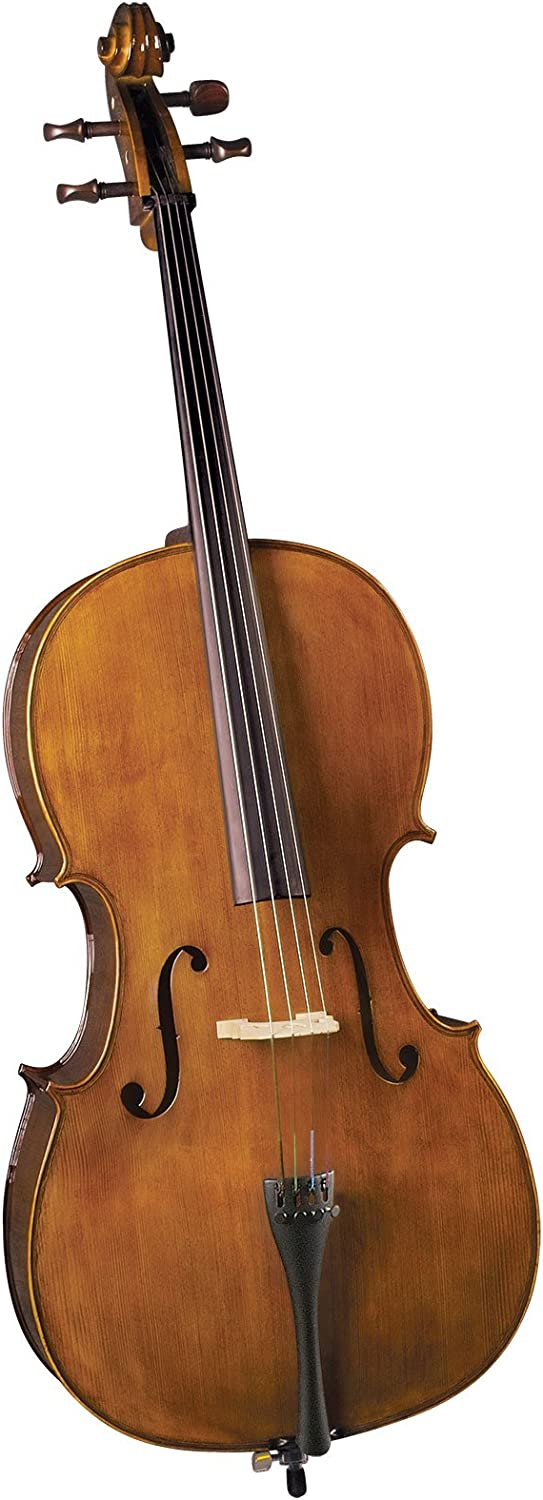 Cremona SC-165 Premier Student Cello Outfit shopping 1 4 Very popular Size -