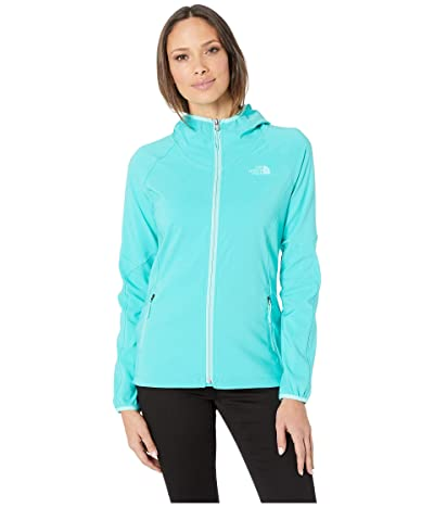 The North Face Apex Nimble Hoodie (Ion Blue) Women