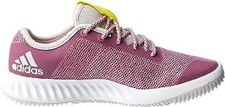 adidas, Crazytrain LT Shoes, Women's Shoes, Grey/Grey/Shock Yellow, 8.5 US