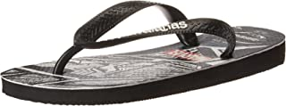 Havaianas Mens Marvel Slip On Open Toe Flip Flops