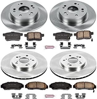 Autospecialty KOE2742 1-Click OE Replacement Brake Kit