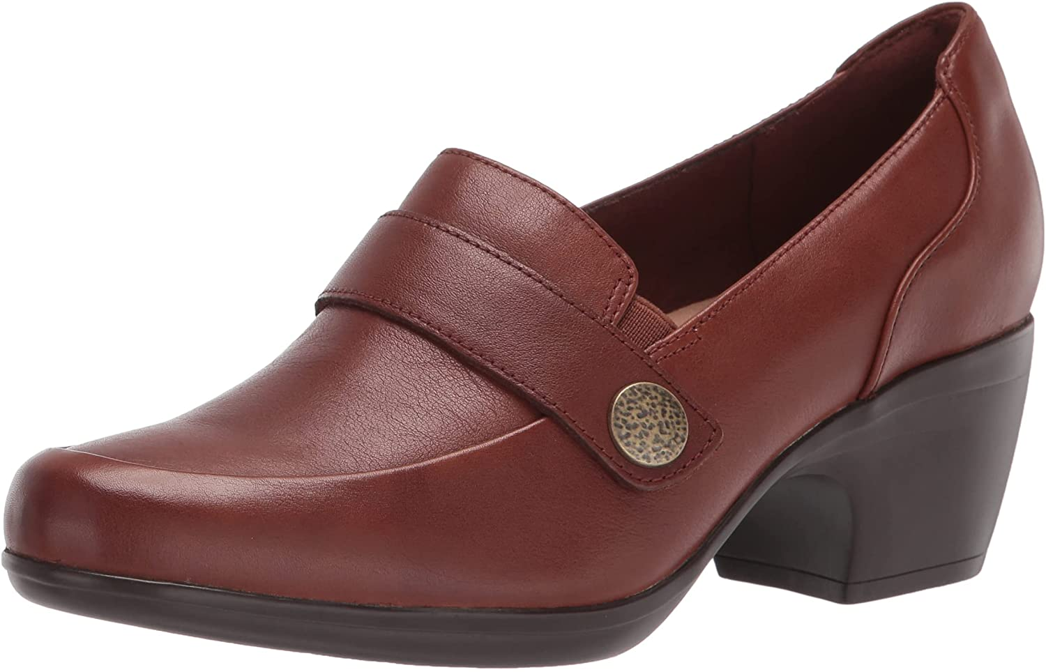 Clarks Women's Max 48% OFF Emily Kansas City Mall Loafer Andria