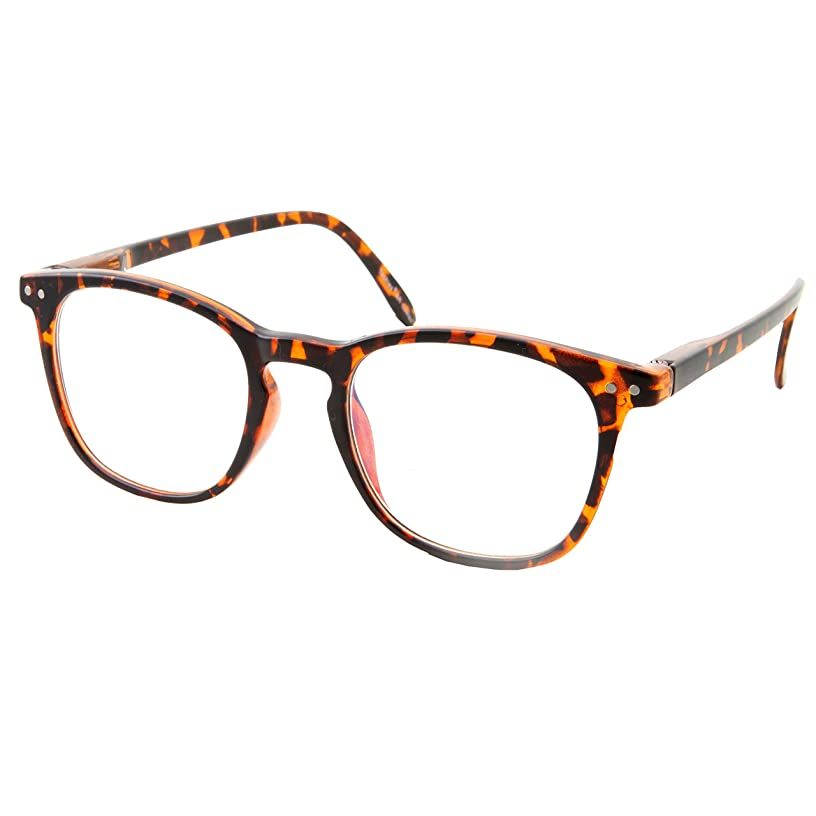 High Magnification Strong Power Readers Reading Glasses | Available in +4.00 +4.50 +5.00 +6.00 | (+4.50, Tortoise)