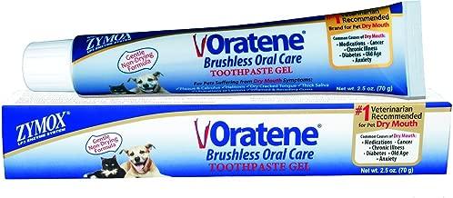 Pet King Brands Zymox Dental Gel, 2.5-Ounce Tube