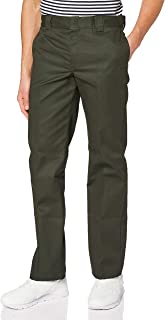 Dickies Hose S/Stght Work Pants Pantalones para Hombre