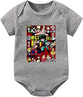 All of Class 1A and All Might, My Hero Academia Premium Romper Onesie Bodysuit Jumpsuit
