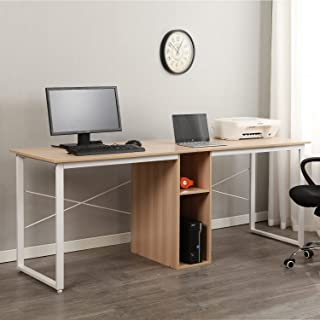 desk for 3 people