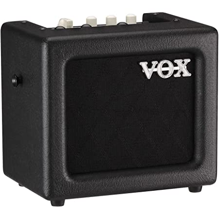 Vox MINI3 G2 Black - Amplificadores cabezales