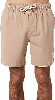 Academy Brand Men's Volley Mens Short Cotton Elastane Brown