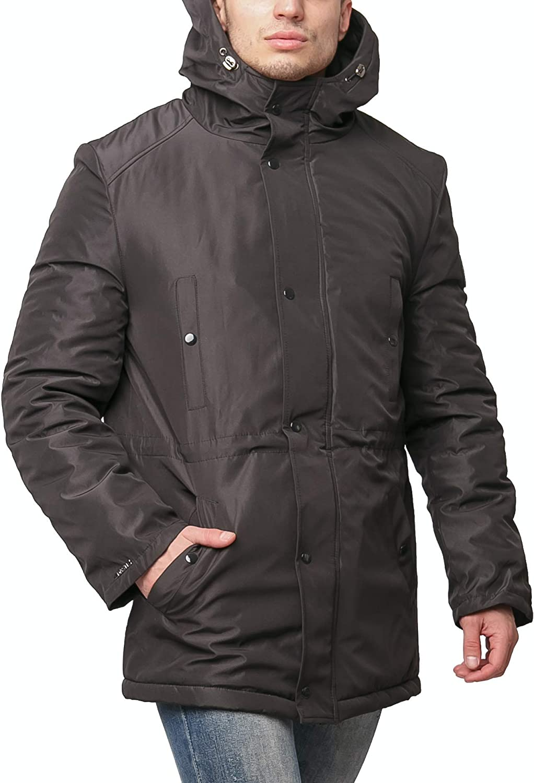 El Abrigo - Waterproof Jackets for Men - Work Jackets for Men - Snow Gear for Men - Parka for Men