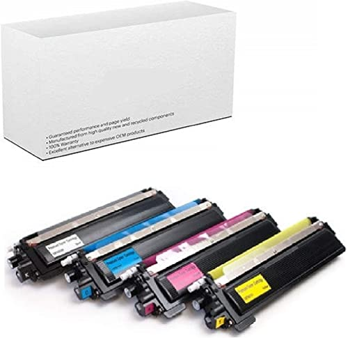 high quality Generic Toner Cartridges Compatible w/ discount Brother TN-210 TN210 high quality Combo - 4pk (BCMY) for HL-3040CN HL-3070CW online sale