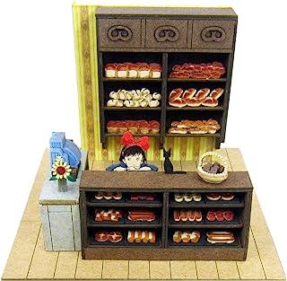 さんけい スタジオジブリmini 魔女の宅急便 お店番 ノンスケール ペーパークラフト MP07-09