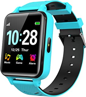WILLOWWIND Kids Smart Watch for Boys Girls - Children's Smartwatch with 14 Games Music Mp3 Player 2 Way Phone Calls Alarms...