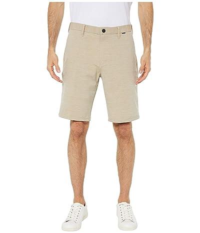 Hurley Dri-Fit Cutback 21 Walkshorts (Khaki) Men