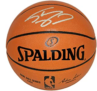 Shaquille O Neal Autographed Signed Spalding NBA Replica Game Basketball -  JSA Authentic 147d91886
