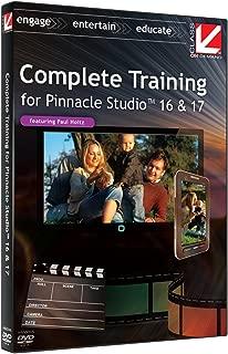 pinnacle studio 16 training
