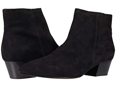 Seychelles What You Need (Black Suede) Women