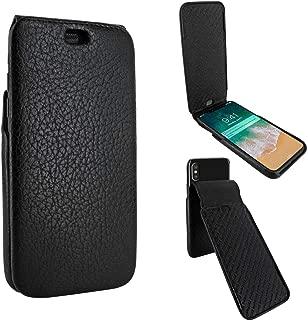 Piel Frama U792KA Case iMagnum iForte for iPhone X - Black