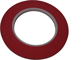 3 Rolls of RED Draping Tape