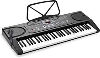 LAGRIMA LAG-300 61 Key Portable Electric Keyboard Piano with