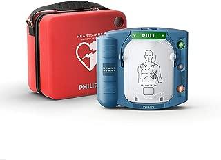 Philips HeartStart OnSite AED Defibrillator with Standard Carry Case