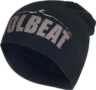 Volbeat Logo - Jersey Beanie Unisex Mütze schwarz Band-Merch, Bands