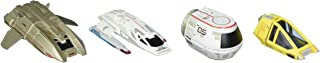 Eaglemoss Star Trek The Official Starships Collection: Shuttle Set 03 Vehicle Replica Set