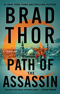 Path of the Assassin: A Thriller (2) (The Scot Harvath Series)