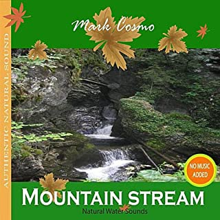 Mountain Stream (Natural Water Sounds)