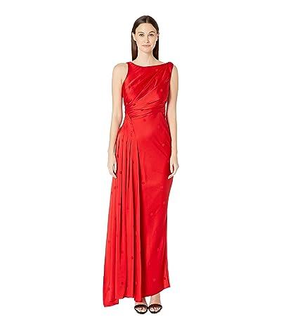 Zac Posen Scarlet Dress (Scarlet) Women