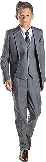 Philip Suit, Boys Formal Occasion Suit, Kids Slim-Fit Suit, X-Large - 20