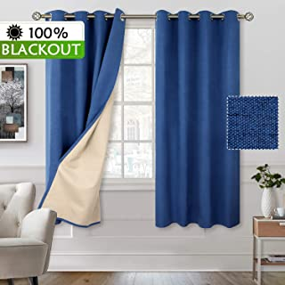 Best nursery curtains with blackout lining Reviews