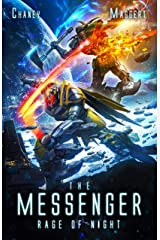 Rage of Night: A Mecha Scifi Epic (The Messenger Book 7) Kindle Edition
