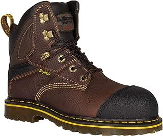 Dr. Martens Men's Duxford ST WP Heavy Industry Boots