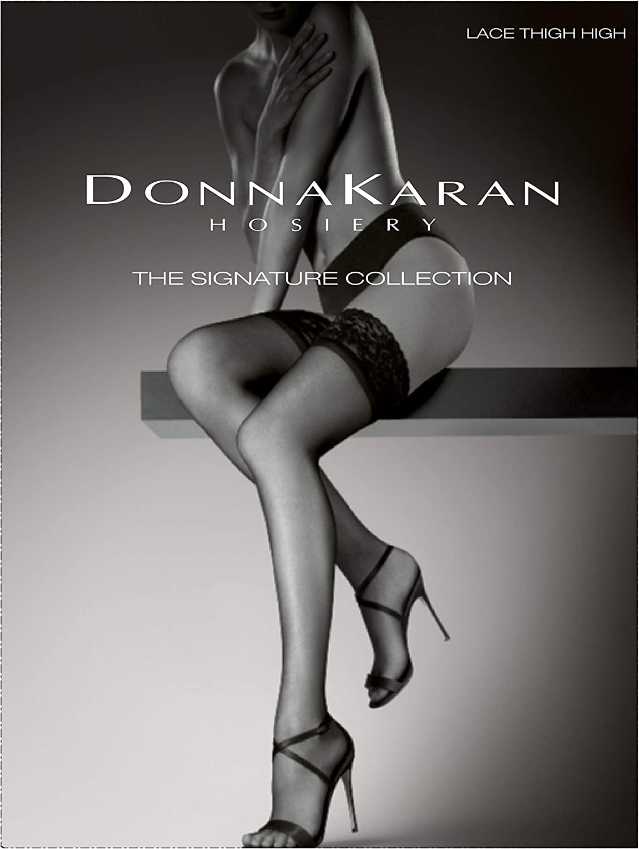 Donna Karan Women's Lace Thigh High