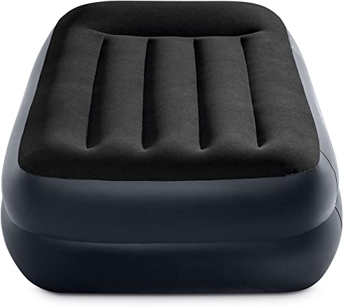 2021 Intex Dura-Beam Series Pillow lowest Rest 2021 Raised Airbed with Internal Pump (2021 Model) outlet online sale