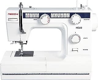 Necchi Hd22 Sewing Machine, White