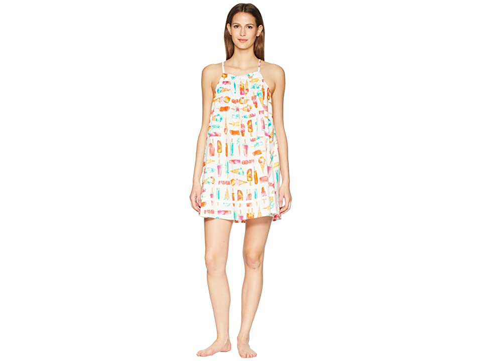 Kate Spade New York Ice Cream Print Chemise (Flavor of The Month) Women