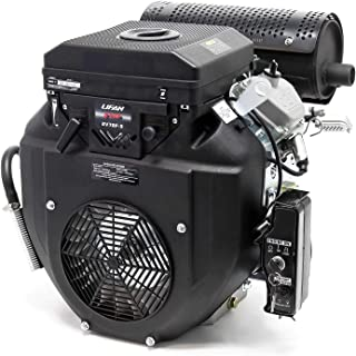 WilTec LIFAN 2V78F-3 Motor Gasolina 2 Cilindros 20,4CV E-Start Tractor Segadora 25mm Cigüeñal