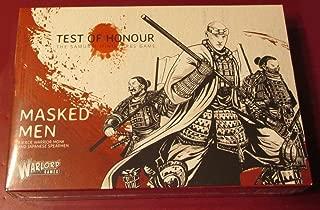 Test of Honour - The Samurai Miniatures Game - Masked Men
