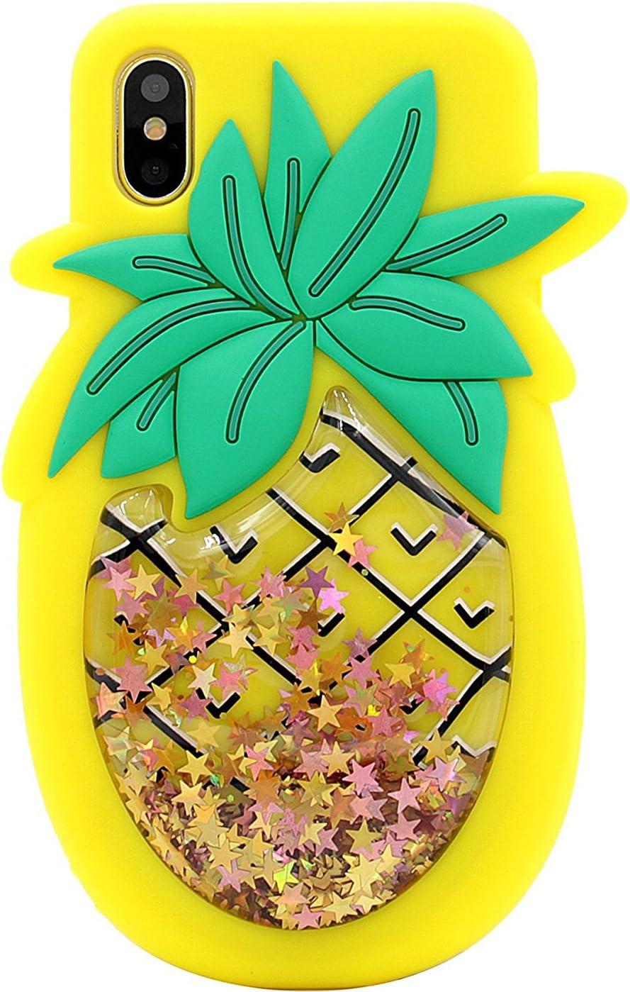 iPhone XS Silikon Case Ganzk/örper sto/ßfeste handyh/ülle mit Brieftasche f/ür iPhone XS. Niedliche 3D Cartoon Silikon Schutzh/ülle f/ür M/ädchen /& Kind iPhone XS H/ülle