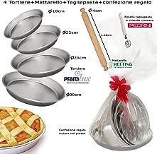 Herramientas para Hornear Pasteles Rodillo para rejas Acero Inoxidable Cuchillo Ximger Placa Cuchillo Pan Mango de Madera