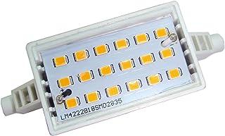 LightED J78 Slim Bombilla LED 40K R7s, 7 W, Blanco, 78 x 28 x 24 mm