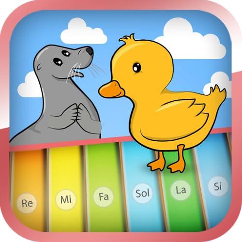 Beste Piano-Spiele für Kids