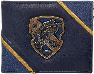 Ravenclaw Metal Badge Crest Bifold Wallet
