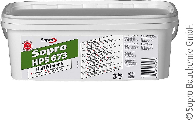Sopro Haftprimer Haftprimer Haftprimer HPS673 3 kg B00YHNCGIU | Verschiedene aktuelle Designs  b6cf42