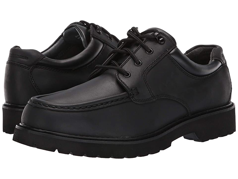 Dockers Glacier (Black) Men's Lace Up Moc Toe Shoes