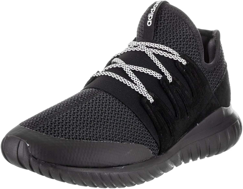 Adidas Men's Tubular Radial Ankle-High Fabric moda sautope da ginnastica