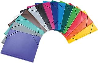 HERMA 1103 多种颜色 文件夹 Transluzent DIN A3 42er Set