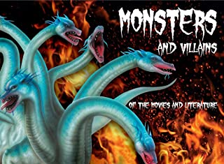 Best Monsters and Villains of the Movies and Literature Review